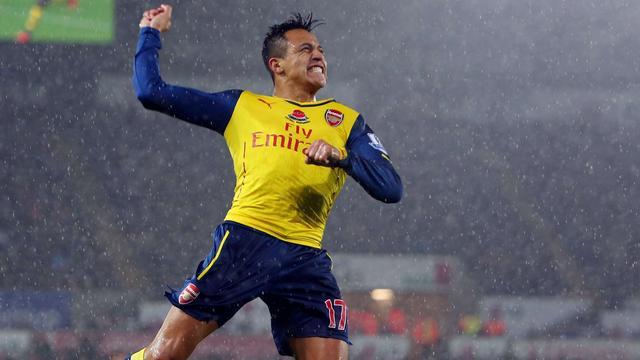 Arsenal heeft topschutter Sanchez terug