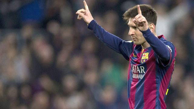 Messi jaagt op prestigieus record in Champions League-duel met City