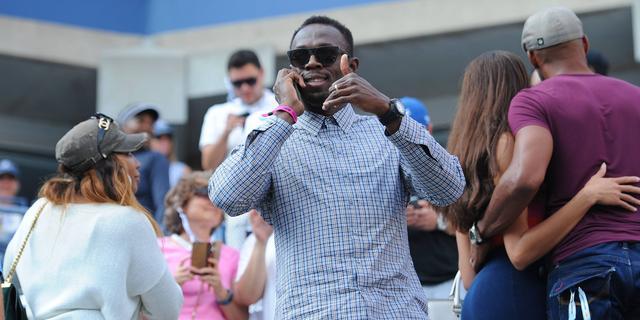 Bolt wil toch niet voor United spelen: 'Het is te koud'