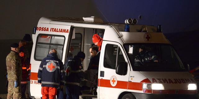 Deel opvarenden Griekse veerboot in Italië aangekomen