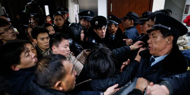 35 doden in Shanghai door gedrang bij nieuwjaarsviering