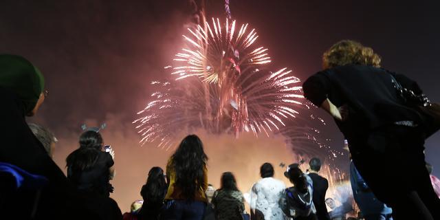 Groningen krijgt weer een Nieuwjaarsfeest