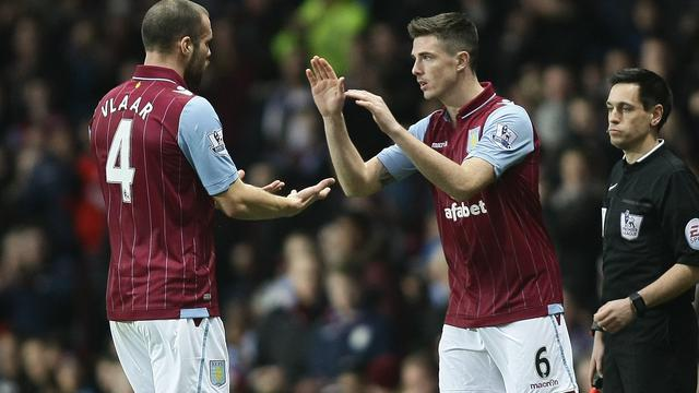 Vlaar valt opnieuw uit met blessure bij Aston Villa