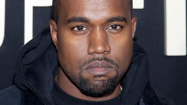 Kanye West presenteert schoenenlijn in bioscopen