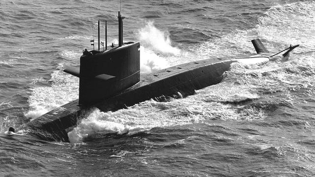 Weghalen asbest uit onderzeeboten wordt kostbare zaak