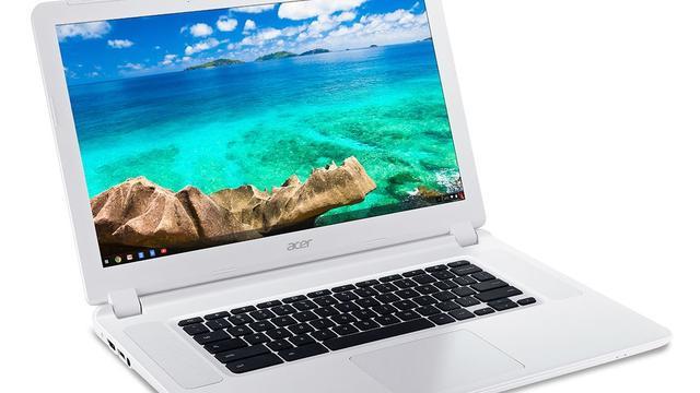 Acer komt met 15,6 inch Chromebook