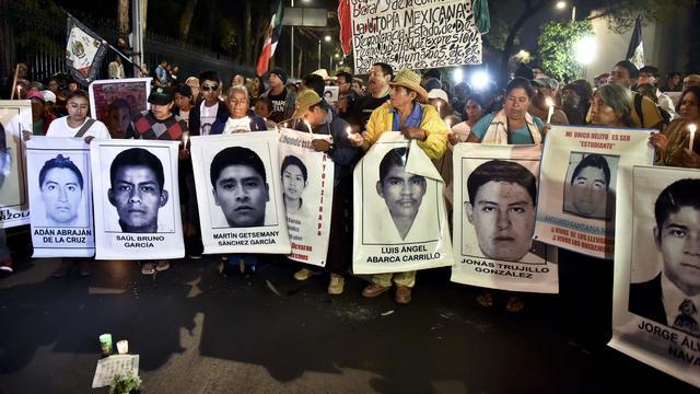'Mexicaanse overheid belemmerde onderzoek vermiste studenten'