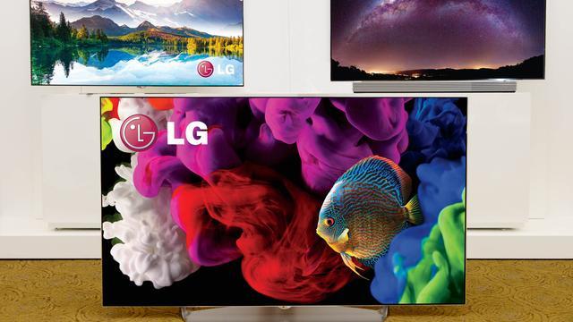 LG wil oled-tv met nieuwe modellen naar massa brengen