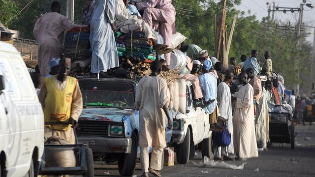 Boko Haram verovert belangrijke stad en militaire basis in Nigeria
