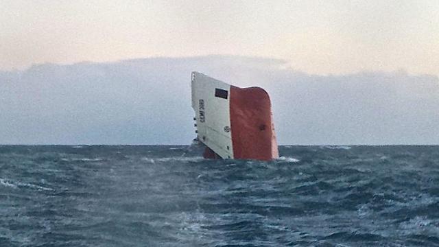 Zoektocht naar bemanning omgeslagen schip Schotland levert niks op