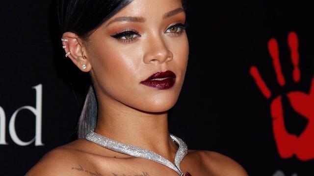 De vijf grootste hits van Rihanna