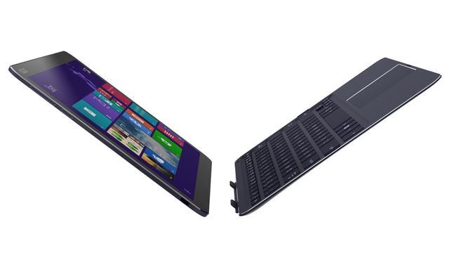 Asus toont nieuwe Windows-tablets met toetsenbord
