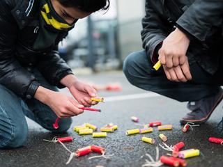 Een op de vijf gemeenten experimenteert met vuurwerkvrije zones