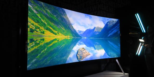 Samsung presenteert eerste tv's met quantum dot-technologie