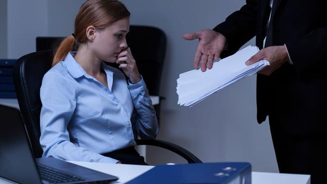 'Een op drie werknemers kan niet met werkgever door één deur'