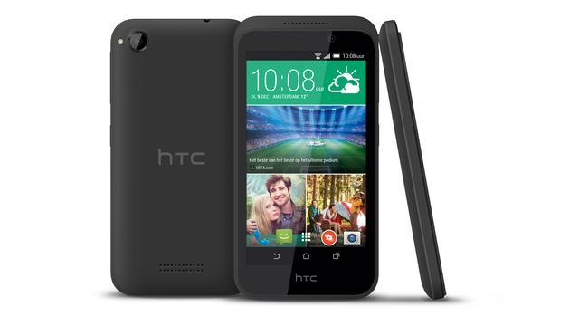 HTC lanceert betaalbare Desire 320