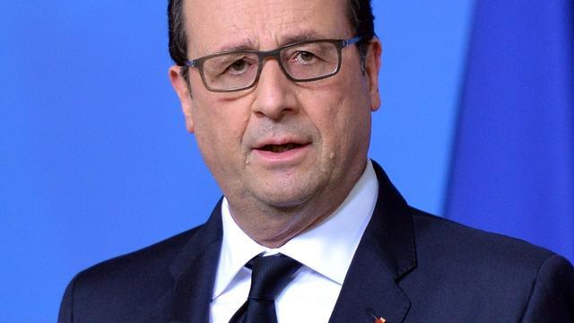 Franse economie groeit te traag volgens Hollande