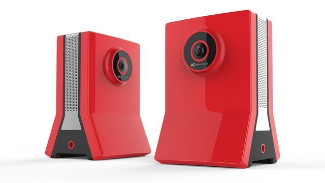 720 graden-camera streamt virtual reality-beelden