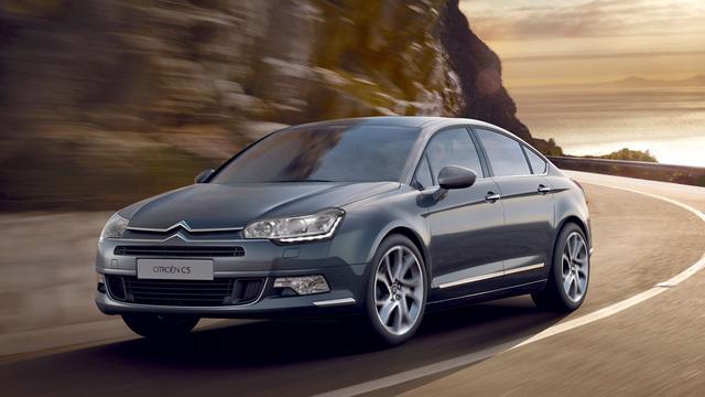 'Citroën stopt met hydropneumatische vering'