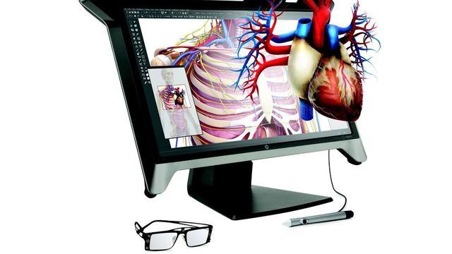 HP maakt virtual reality-beeldscherm