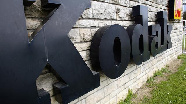 Voormalig camerafabrikant Kodak toont eerste smartphone