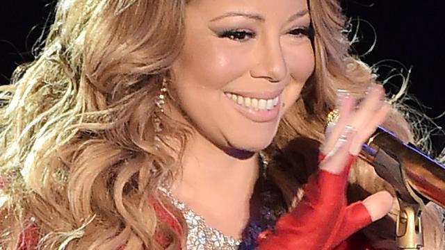'Mariah Carey genezen van bronchitis'
