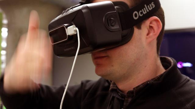 Oculus Rift-app schakelt eenvoudig tussen virtual reality en echte wereld