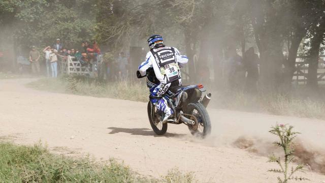 Coureurs Dakar Rally staan doodsangsten uit door hitte