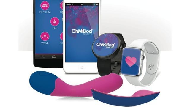 Slimme vibrator heeft koppeling met smartwatches