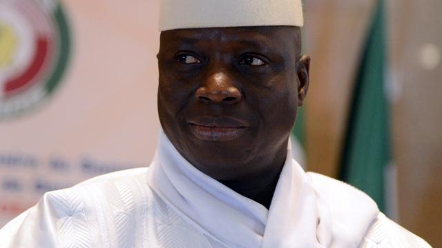 'Oud-president van Gambia stal voor zeker 332 miljoen euro uit staatskas'