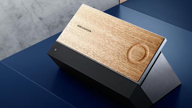 Bang & Olufsen komt met houten muziektablet