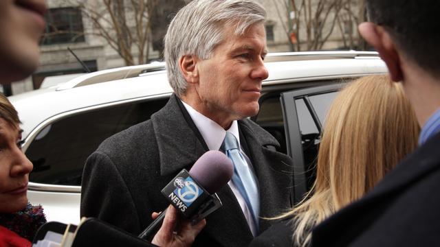 Celstraf Amerikaanse oud-gouverneur wegens corruptie