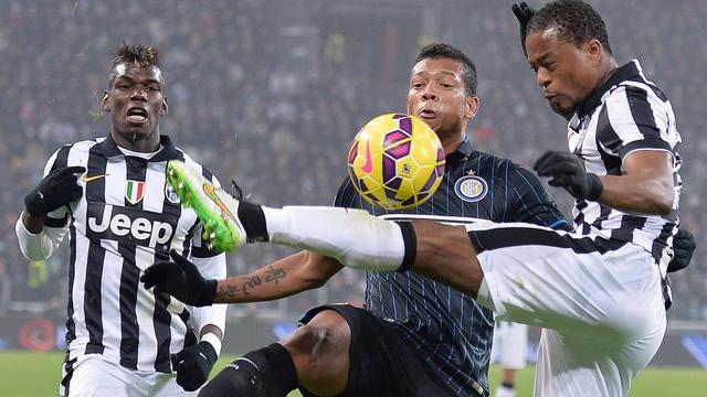 Juventus moet genoegen nemen met punt tegen Inter