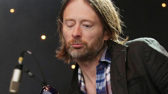 Soloalbum Thom Yorke brengt meer dan vijftien miljoen euro op