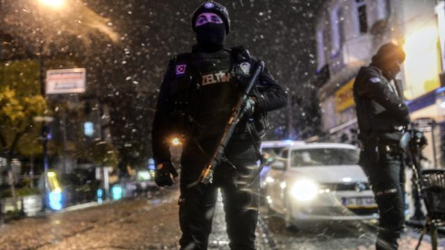 Dode bij zelfmoordaanslag in historisch centrum Istanbul
