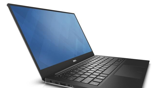 Dell onthult compacte laptop met dunne bezels
