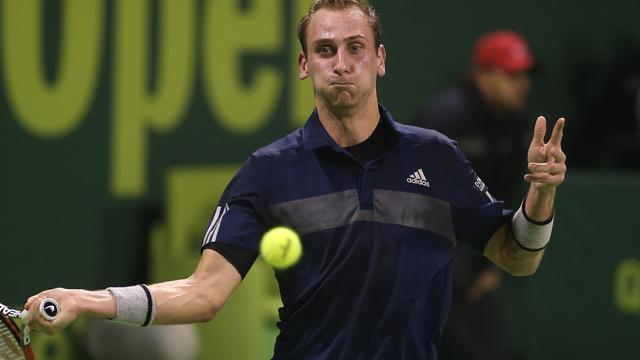 De Bakker in eerste ronde Doha onderuit tegen Ferrer