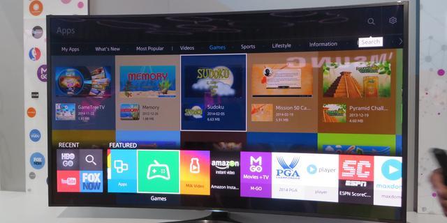 Samsung gaat gepersonaliseerde smart tv-diensten introduceren