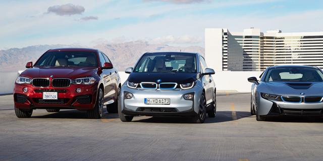 Eerste indruk: Zelfrijdende auto's met slimme systemen