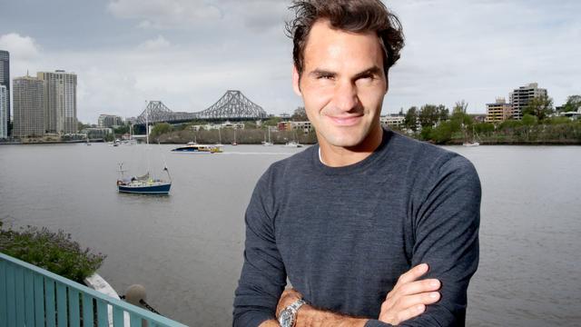 Federer verwacht minder toernooien te spelen in 2015