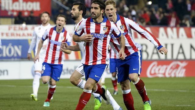 Atletico verslaat Real in bekerduel bij rentree Torres