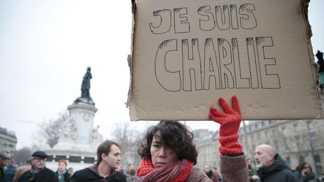 Donderdag steunbetuiging Parijs in Rotterdam