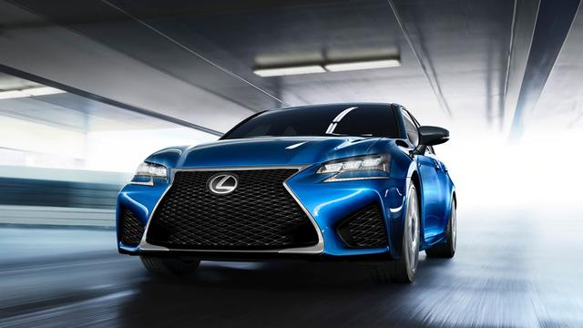 Lexus presenteert GS F als M5-concurrent