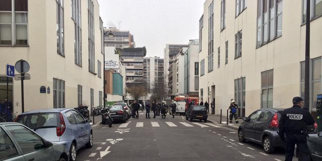 18-jarige verdachte aanslag Charlie Hebdo vrijgelaten