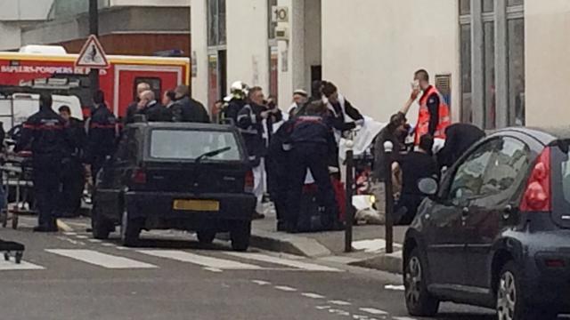 Video-overzicht: Beelden van aanslag Parijs