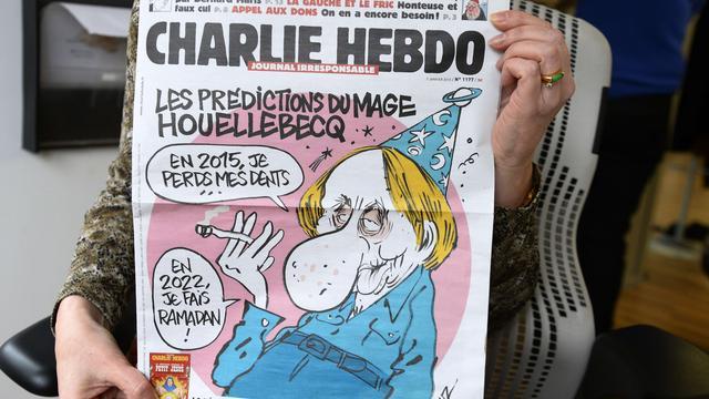 Al-Qaeda in Jemen eist aanslag Charlie Hebdo op