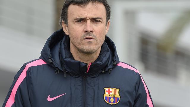 Luis Enrique hekelt negatieve sfeer rond FC Barcelona
