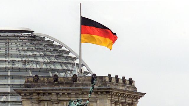 Duitse inflatie loopt sterk terug