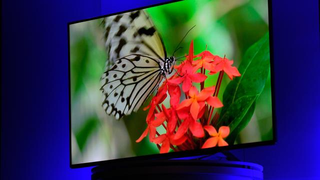 Nederlanders kochten in 2014 ruim 50.000 ultra hd-tv's
