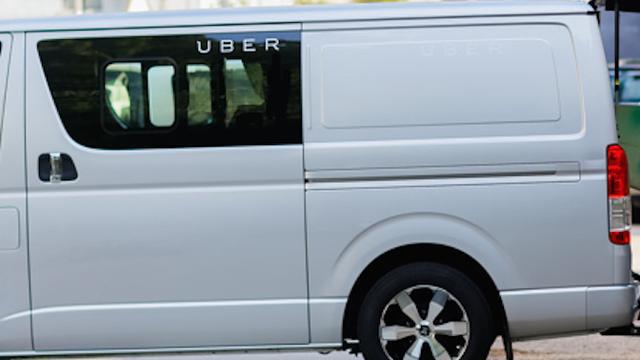Uber start bezorg- en verhuisdienst